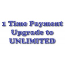Unlimited Web Hosting Upgrade